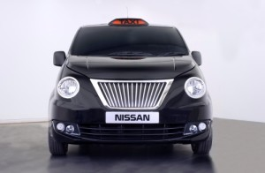NV200 taxi front