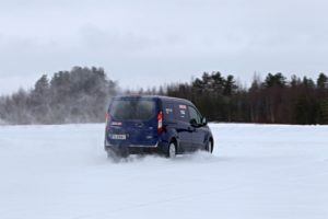 Winner of 2014 Arctic Van Test – All-New Ford Transit Connect