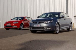 69119mg-MG6 TSE top model with a mid-range SE in red