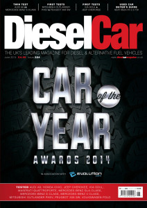 Car of the Year 2014 Issue - Cover - 1000 pixels
