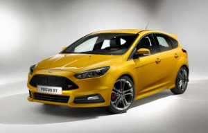 New Ford Focus ST-02
