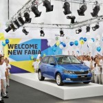 140828 New SKODA Fabia - Start of Production 001