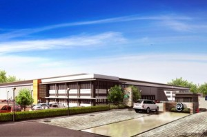LeadImage-Artist's impression Special Vehicle Operations Technical Centre to be located in Ryton