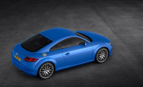 audi makes tt stand for 39 top tech 39 with new sportscar diesel car magazine. Black Bedroom Furniture Sets. Home Design Ideas