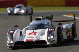 WEC 6 Hours of Spa-Francorchamps 2014