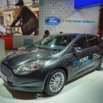 The new Ford Focus Electric will feature SYNC 2 connectivity
