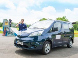 Solihull Council e-NV200 (1 of 5)