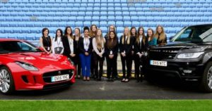 JLR_Apprentice intake Young Women In The Know 07092015