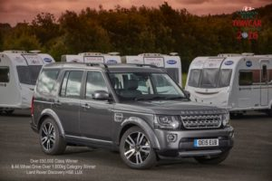 Land Rover Discovery HSE LUX not overall